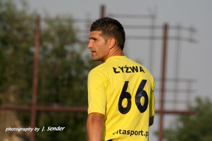Łyżwa gol! Łyżwa gol! Łyżwa gol! fot. J.Sender